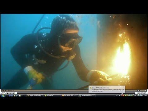 Sualti kesim Underwater Cutting and Welding +905363375966