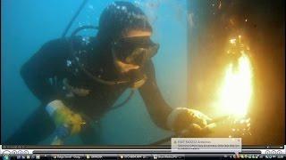 underwater cutting and welding work+905363375966(dalgic ismail sualtı kaynak ve kesim işleri +905363375966., 2012-09-18T02:52:31.000Z)