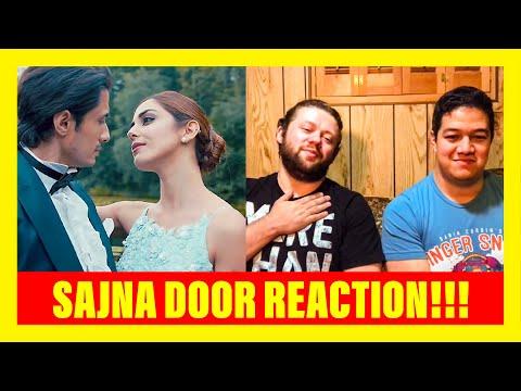 SAJNA DOOR Teefa In Trouble SONG REACTION! Ali Zafar