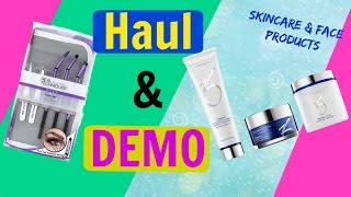 ? NEW PRODUCTS HAUL ZO Skin Health & Real Techniques ?