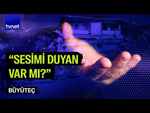 Büyüteç - Marmara Depremi: 18 yıl önce, 17 Ağustos, Saat 03:02…