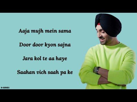 Jind Mahi (Lyrics) - Diljit Dosanjh | Manni Sandhu