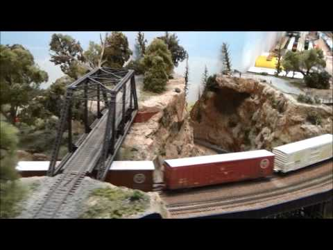Gulf Western Modular Railroad Society HO Scale July 1st, 2017