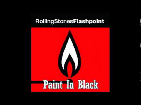 The Rolling Stones - Flashpoint - Paint In Black