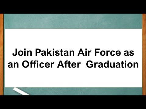 join-pakistan-air-force-as-an-officer-after-graduation