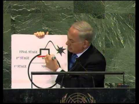 Israel PM Benjamin (Bibi) Netanyahu Address to United Nations on Iran and Radical Islam by 5WPR