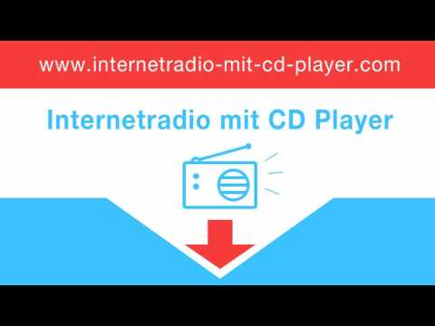 Internetradio mit CD Player