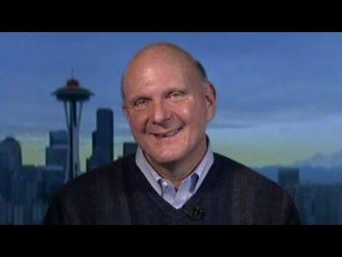 Steve Ballmer's philanthropic goals