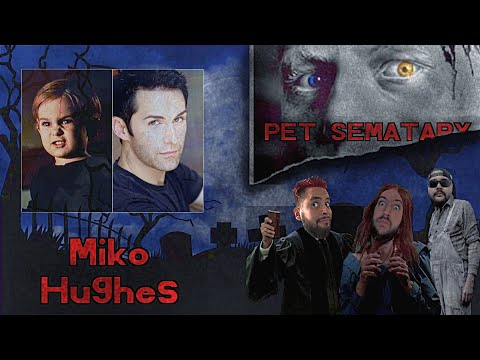 Hellhounds of Horror Meets Miko Hughes Gage Creed from Pet Sematary