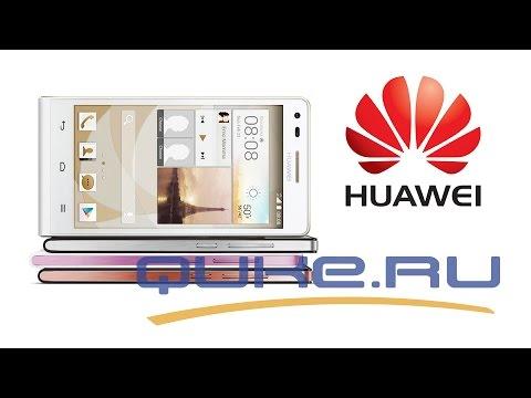 Huawei Ascend G6 LTE обзор