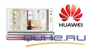 Huawei Ascend G6 LTE обзор