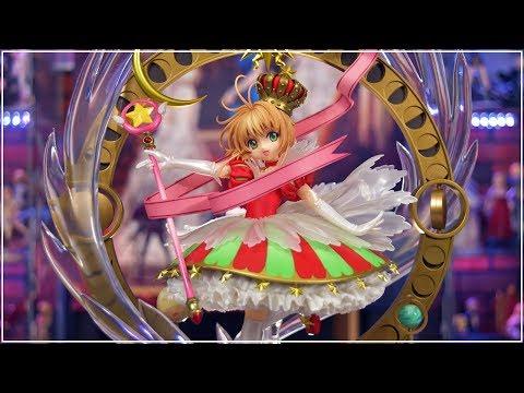 Cardcaptor Sakura - Sakura Kinomoto -Stars Bless You- 1/7 Scale Figure