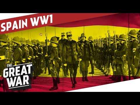 Spain and the Spanish Arms Industry in WW1 I THE GREAT WAR Special feat. C&Rsenal