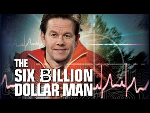 Mark Wahlberg Going Bionic For Six Billion Dollar Man