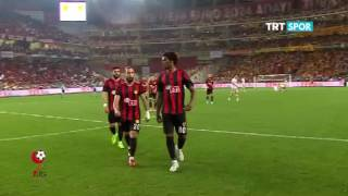 TFF 1.LİG FİNAL | Eskişehirspor 2 - 3 Göztepe (Göztepe Süper Lig'de) - [04.06.2017]