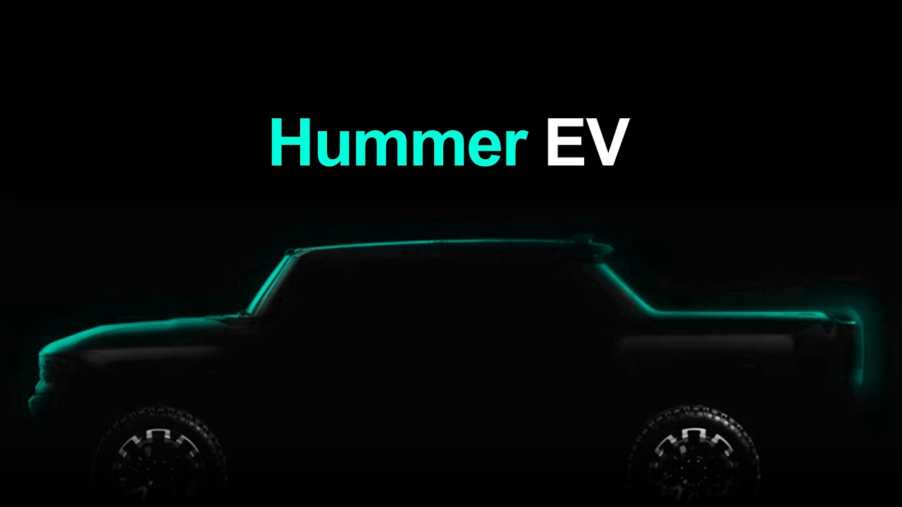 GMC Hummer EV Reveal (very serious, no memes here) - YouTube