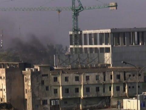 Raw: Explosions Rock Northern Iraq's Kirkuk