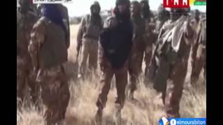 تنظيم القاعدة ببلاد المغرب الإسلامي يتبنى عملية بوني تقرير محمد يسلم ولد الشيخ.
