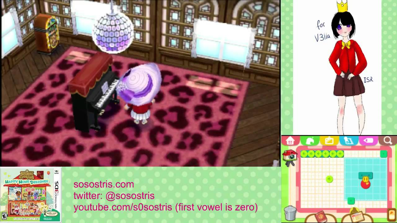 Let 39 S Play Animal Crossing Happy Home Designer 25 Part 2 Youtube