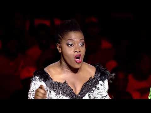 Le groupe Maf Brilliant en DEMI FINALE 2 de l'Afrique a Un Incroyable Talent