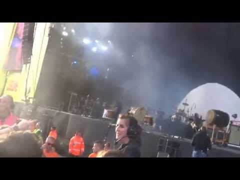 Imagine Dragons - Radioactive - live Leeds Festival 2014 - HD