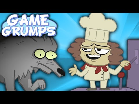 Game Grumps Animated - Self Defense Mechanism - by KC Green