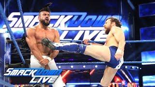 Daniel Bryan vs. Andrade