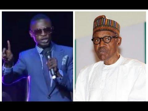 I GO DYE ATTACKS PRESIDENT BUHARI (Nigerian Music & Entertainment)