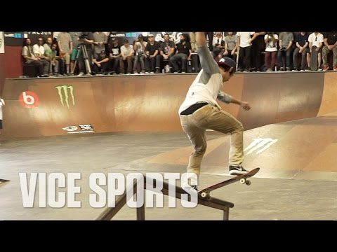 Behind the Scenes with Nyjah Huston, Chris Cole, and More at Tampa Pro