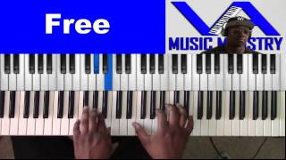 Free by Natalie Wilson (GJ Hatcher on keys)