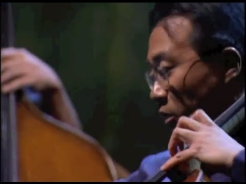 "Yo-Yo Ma never played it better than this. ""Poem for Carlita"" by Mark O'Connor"