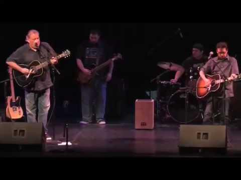 """Big August Moon"" - David Hidalgo & Louie Pérez - Live 2009 - Acousti"