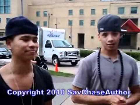 Savannah Chase interviews the Danny Fernandes Danc...