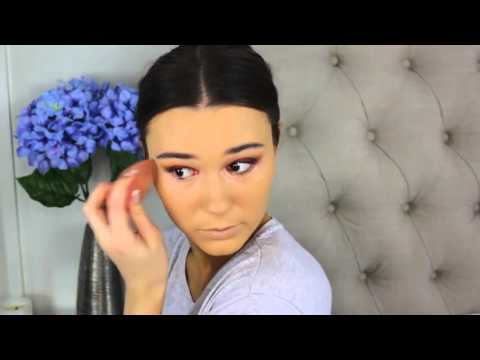 CHIT CHAT Fall Makeup Tutorial | SHANI GRIMMOND