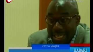 Kauli Ya CUF Kwa Msajili Wa Vyama Vya Siasa