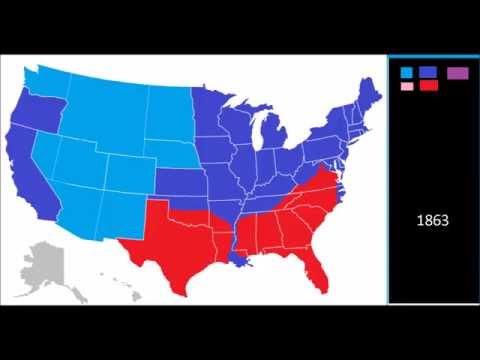 USA 1789-present