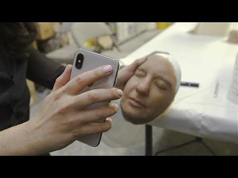 Thumbnail: iPhone X Review: Testing (and Tricking) FaceID