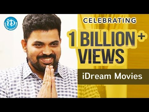 Celebrating 1 Billion Views For iDream Movies || Koffee With