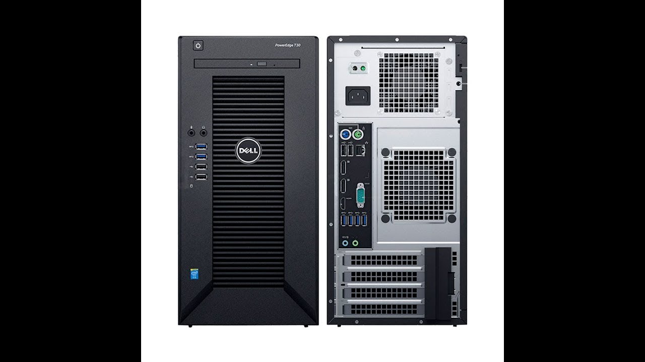 Dell PowerEdge T30 Chiếc PC Máy Chủ Tốt Nhất Cho Doanh Nghiệp Vừa Và Nhỏ