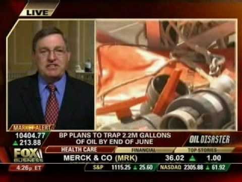 Burgess on Fox Business: Americans Want This Spill Stopped Now