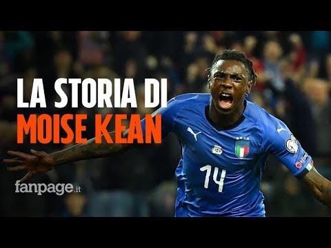 La storia di Moise Kean, il primo 2000 della Serie A ad aver segnato in nazionale italiana
