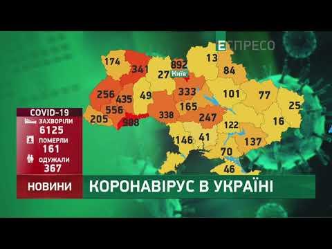 Коронавирус в Украине: статистика за 21 апреля