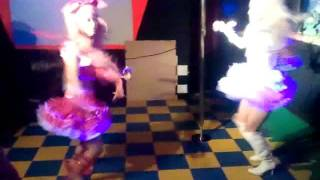 プリキュアのコスプレでポールダンスを踊ってみたよ!2 ポールダンス 検索動画 21