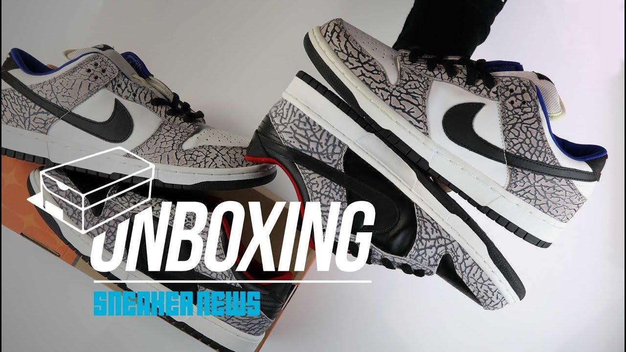 3d26582299eac3 Supreme Nike SB Dunk Low Unboxing + Review  grailstatus - YouTube