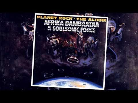 Afrika Bambaataa & The Soulsonic Force - Planet Rock [single version]