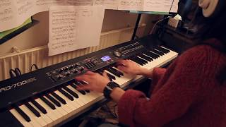 Guns N' Roses - November Rain | Vkgoeswild piano cover (version 2)
