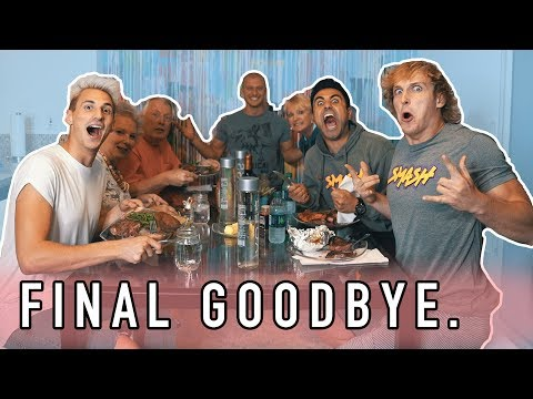 Thumbnail: THE BOYS ARE BACK... our FINAL goodbye.