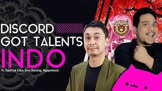 Discord Got Talent Indonesia   Ft. Raditya Dika, Eno Bening, Ngepetsub
