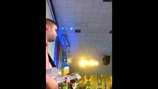 Mi refugio, Jacobo Ramos guitarist cam