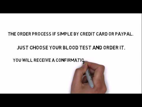 How to get cheap blood tests- No doctor visit required Mp3
